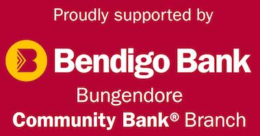 Show Sponsor: Bendigo Bank